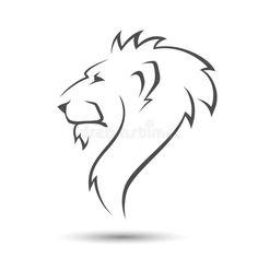 lion drawing simple / lion drawing - lion drawing easy - lion drawing pencil - lion drawing simple - lion drawing tattoo - lion drawing sketches - lion drawing for kids - lion drawing easy step by step Lion Head Drawing, Lion Drawing Simple, Simple Lion Tattoo, Lion Head Tattoos, Leo Tattoos, Small Tattoos, Horse Tattoos, Lion Tattoo Design, Tattoo Designs