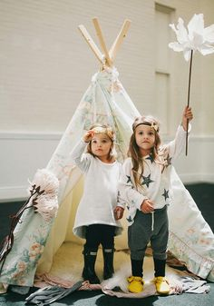 Kindred OAK AW14 - handmade organic children's clothes | KID