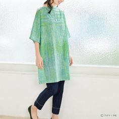 Sewing Patterns Free, Clothing Patterns, Free Pattern, Easy Wear, How To Make, How To Wear, Tunic Tops, Japan, Knitting