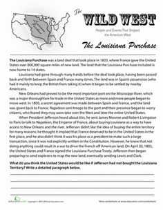 Printables 9th Grade Social Studies Worksheets graphic organizers language and thomas jefferson on pinterest 8th grade social studies worksheets history louisiana purchase fifth grade