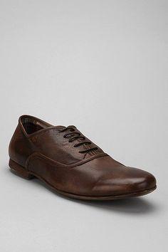 Bed Stu Cosburn Oxford in brown