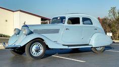 1935 Studebaker Land Cruiser
