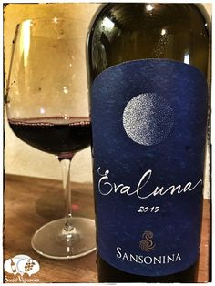 Score 89+/100 Wine review, tasting notes, rating of Sansonina Evaluna Cabernet, Gard Lake, Veneto. Description of aroma, palate, flavor. Join the experience.