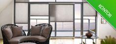 Nettbutikk for interiør - Gardiner, markiser, Solskjerming, persienner og alt interiør til salgs - Bovik