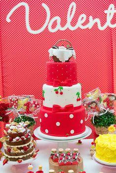 Picnic themed 1st birthday party via Kara's Party Ideas KarasPartyIdeas.com Printables, cake, invitation, desserts, favors, supplies, etc! #picnic #picnicparty (38)