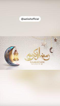 Islamic Art, Islamic Quotes, Ramadhan Quotes, One Month Anniversary, Rain Gif, Muslim Religion, Amazing Gifs, Umbrella Art, Girls With Flowers