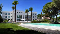 Kube Hotel à Saint-Tropez, Provence-Alpes-Côte d'Azur