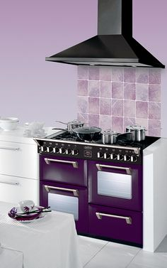 Purple Appliances Have Never Gotten This Practical: Massive Capacity,  Independently Controlled Cavity Ovens,