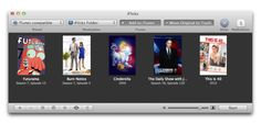 Mac Gems: iFlicks tags and converts video files for iTunes with finesse | Macworld