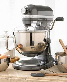 KitchenAid KP26M1X Stand Mixer, 6 Qt. Professional 600   KitchenAid    Kitchen   Macyu0027s