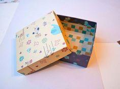 Caja de regalo - Feria Masters - hecho a mano, hecho a mano