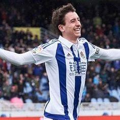 Sky – Napoli: contatti avviati per Oyarzabal del Real Sociedad Athletic, Jackets, Down Jackets, Athlete, Deporte, Jacket