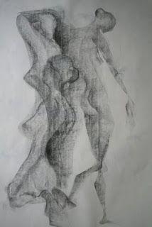 antonio josé garcía cano: Dibujar el movimiento