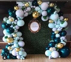 34 creative baby shower themes for your baby 2020 - page 9 of 34 - colouredbikinis. Boy Baby Shower Themes, Baby Shower Balloons, Baby Shower Parties, Baby Boy Shower, Birthday Balloon Decorations, Baby Shower Decorations, Balloon Arch, Balloon Garland, Deco Ballon