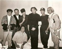 DB with Tin Machine I Already Miss You, Tin Machine, Jean Genie, Aladdin Sane, The Thin White Duke, Major Tom, Ziggy Stardust, Music Icon