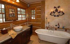Rustiek Vintage Badkamer : Beste afbeeldingen van badkamers bañera decoración para el