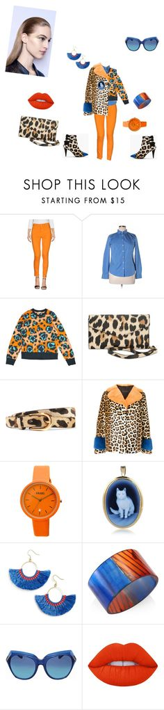 """LeoCompen"" by sebastians ❤ liked on Polyvore featuring Giuseppe Zanotti, VDP, Talbots, Kenzo, Kate Spade, Anderson's Belts, Simonetta Ravizza, Crayo, Del Gatto and NAKAMOL"