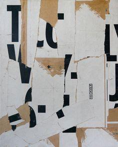 Christian Gastaldi SCP30 (41 x 33 cm) - Paper on canvas