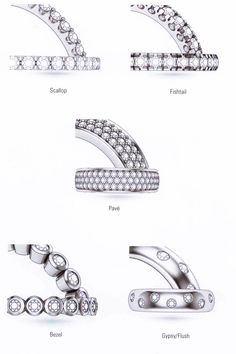 The Vault - Engagement Ring Setting Styles - Jester Jewelers, Cincinnati Wholesale Jewelry Store