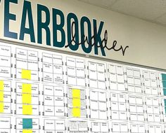 How You Choose to Use the Space in Your Classroom Sends a Message to Your Staff - Yearbook Discoveries Middle School Yearbook, Yearbook Class, Yearbook Pages, Yearbook Spreads, Yearbook Covers, Yearbook Layouts, Yearbook Design, Yearbook Mods, Yearbook Theme
