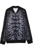 adidas Originals|+ Mary Katrantzou Monster Marathon twill track jacket
