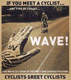 Cooles für Radfahrer findest Du hier.