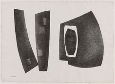 Dorothy Dehner  born Cleveland, OH 1901–died New York City 1994  Monolith  1965  pen and ink on paper  sheet: 22 3/4 x 31 1/8 in.   Smithsonian American Art Museum  Given to the National Museum of American Art in recognition of the contributions of Adelyn Breeskin to the Washington Print Club, the National Museum of American Art, and the Washington Print Community  © 1965 Dorothy Dehner