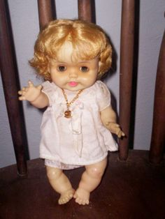 Boneca Estrela Antiga De Borracha - R$ 300,00 no MercadoLivre
