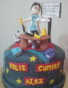 Cake chemical engineer.....
