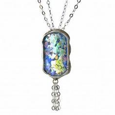 Ancient Roman Glass Pendant $184