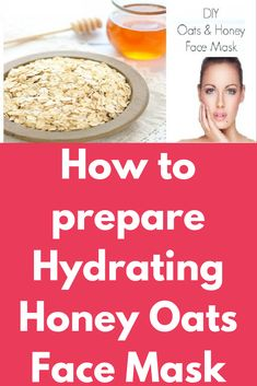 How to prepare Hydrating Honey Oats Face Mask Today I am telling you how to make Hydrating Honey Oat Face Mask for dry, dull, sensitive and dark skin . Homemade Moisturizer, Face Scrub Homemade, Homemade Face Masks, Homemade Moisturizing Face Mask, Mascarilla Diy, Oatmeal Face Mask, Mask For Dry Skin, Honey Face Mask, Honey Masks
