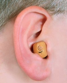 This is the digital earpiece that amplifies and clarifies voices. Available only from Hammacher Schlemmer, an advanced microchip amplifies human speech frequencies above background noise so that spoken words are clearly audible. Unlike lesser analog models that merely make all sounds louder, this superior digital earpiece amplifies voice pitch so words are easier to discern.