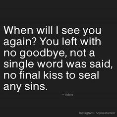 #adele #lyrics