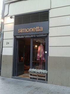 Simonetta in Barcelona