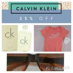 Desconto de 25% no produtos CK:  www.enjoei.com.br/fancystyle