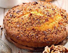 Кавказский ореховый пирог Готовится просто, результат отменный.