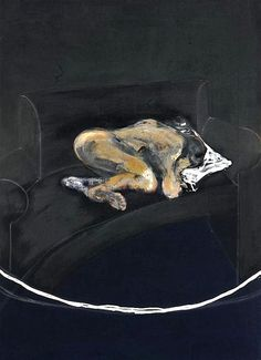 FRANCIS BACON Study for portrait of P.L. nº1 1957 oil on canvas 198 by 142cm.; 78 by 56in. Executed in 1957