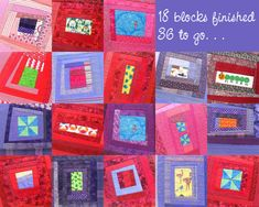 Charity Quilt Tutorial from Shiny Happy World