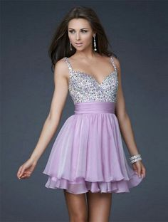 Glitter bridesmaid dress. But would want it longer in length