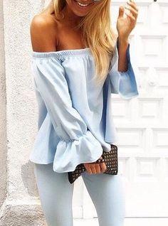 Chambray white skinny jeans. Clothing, Shoes & Jewelry : Women : Clothing : jeans women http://amzn.to/2l5ScyE