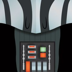 Star Wars Characters: Darth Vader 12 x 12 Paper