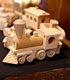 Woodworking, Unique Offerings ~ Wooden Toys with instructor John Rudert at the John C. Campbell Folk School | folkschool.org