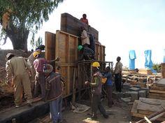 Rammed earth in Ethiopia - a precedent for Liberia?