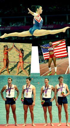 Olimpíadas em Londres (um tanto quanto diferentes) ;)
