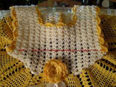 CROCHET DE ANTONIA: VESTIDOS NIÑA DE CROCHET DE 6 A 12 y 24 MESES Crochet For Kids, Crochet Baby, Crochet Top, Crochet Clothes, Diy Crafts, Projects, Baby Dresses, Women, Fashion