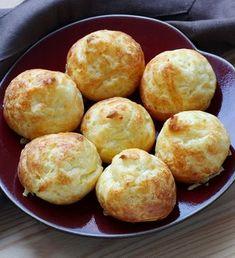 Des gougères inratables au fromage pour vos apéritifs en entre amis ou en famille.