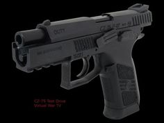 CZ-75 P07 Duty .40 Caliber S   FIRST TIME TEST FIRING Find our speedloader now!  http://www.amazon.com/shops/raeind