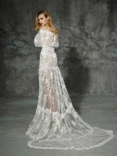 A coleção da marca YolanCris Orchid 2016 possui modelos para noivas românticas, boho folk e glamurosas. Escolha seu estilo e encante-se