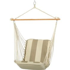 Buy Pawley's Island SRD02 Cushioned Single Swing, Regency Sand
