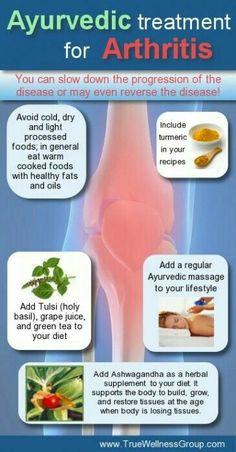 Treatment for arthritis
